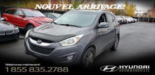 Used 2015 Hyundai Tucson GLS AWD + GARANTIE + TOIT + MAGS + CUIR for sale in Drummondville, QC