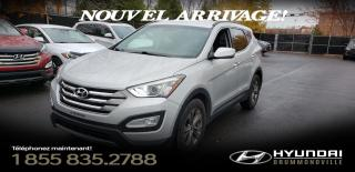 Used 2013 Hyundai Santa Fe 2.0T AWD + 61 308KM !! + CAMÉRA + ECRAN for sale in Drummondville, QC