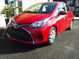 Used 2015 Toyota Yaris LE 5 portes automatique gr électrique ai for sale in St-Charles-Borromée, QC