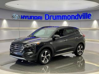 Used 2017 Hyundai Tucson 1.6T SE AWD + GARANTIE + TOIT + CUIR !! for sale in Drummondville, QC