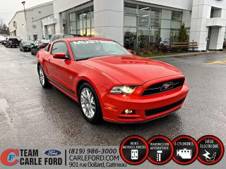 Used 2014 Ford Mustang Ford Mustang 2014, Bluetooth, sièges cha for sale in Gatineau, QC