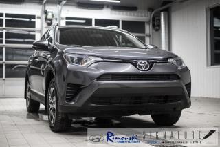 Used 2016 Toyota RAV4 LE AWD chez Rimouski Hyundai for sale in Rimouski, QC