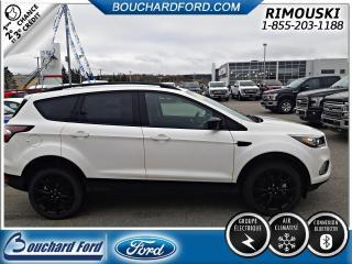 Used 2018 Ford Escape SE 4X4 ENSEMBLE DÉCOR for sale in Rimouski, QC