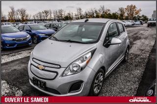 Used 2016 Chevrolet Spark EV 2LT for sale in Ile-des-Soeurs, QC