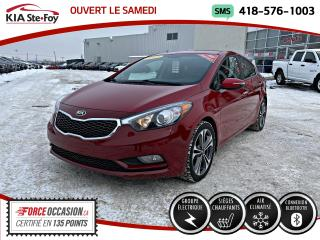 Used 2015 Kia Forte EX *AUTOMATIQUE *CRUISE *SIEGES CHAUFFAN for sale in Québec, QC