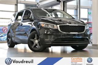 Used 2015 Kia Sedona * AIR CLIMATISÉ * BLUETOOTH for sale in Vaudreuil-Dorion, QC