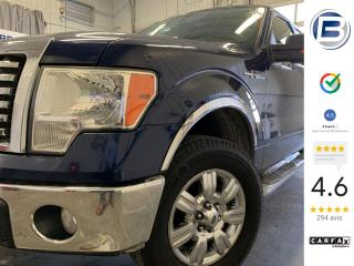 Used 2010 Ford F-150 Cab SuperCrew XLT for sale in St-Hyacinthe, QC
