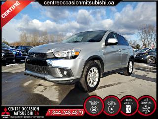 Used 2018 Mitsubishi RVR SE AWC/4X4 ANDROID AUTO / APPLE CARPLAY for sale in Blainville, QC