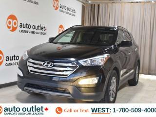Used 2016 Hyundai Santa Fe Sport Premium, 2.4L I4, Awd, Heated cloth seats, Heated steering wheel, Bluetooth for sale in Edmonton, AB