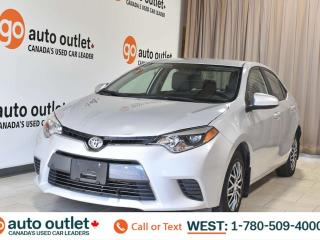 Used 2015 Toyota Corolla Le, 1.8L I4, Fwd, Heated cloth seats, Backup camera, Bluetooth for sale in Edmonton, AB