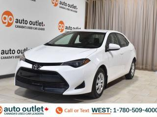 Used 2019 Toyota Corolla Ce, 1.8L I4, Fwd, Cloth seats, Bluetooth for sale in Edmonton, AB