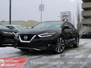 New 2020 Nissan Maxima Platinum for sale in Edmonton, AB