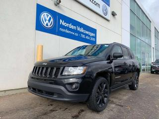Used 2012 Jeep Compass NORTH 4X4 - HEATED SEATS + PWR PKG for sale in Edmonton, AB