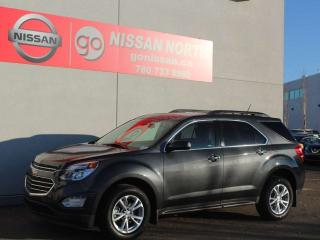 Used 2017 Chevrolet Equinox LT/AWD/HEATED SEATS/SUNROOF/BACKUP CAM for sale in Edmonton, AB