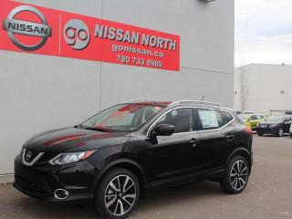 Used 2019 Nissan Qashqai SL/AWD/LEATHER/SUNROOF for sale in Edmonton, AB