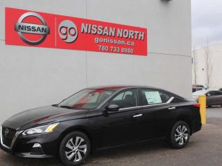 New 2020 Nissan Altima 2.5 S/AWD/HEATED SEATS/BACKUP CAM for sale in Edmonton, AB