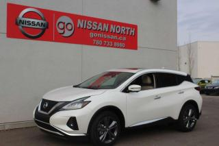 New 2020 Nissan Murano DEMO!!/Platinum/AWD/PANO ROOF/LEATHER for sale in Edmonton, AB