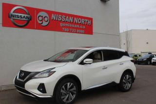 New 2020 Nissan Murano SL/AWD/LEATHER/PANO ROOF for sale in Edmonton, AB