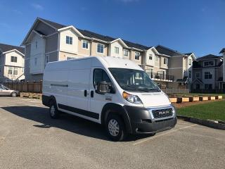 Used 2019 RAM Cargo Van ProMaster for sale in Surrey, BC