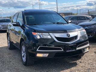 Used 2013 Acura MDX Tech pkg for sale in Oakville, ON