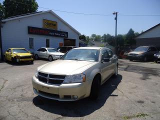 Used 2010 Dodge Avenger SXT for sale in Sarnia, ON