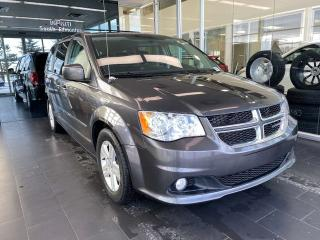Used 2016 Dodge Grand Caravan CREW, POWER SEATS. CRUISE CONTROL, ECON MODE for sale in Edmonton, AB