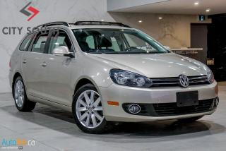 Used 2013 Volkswagen Golf Wagon HIGHLINE for sale in Toronto, ON