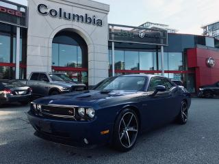 Used 2010 Dodge Challenger R/T - Nav / Sunroof / Leather / No Dealer Fees for sale in Richmond, BC