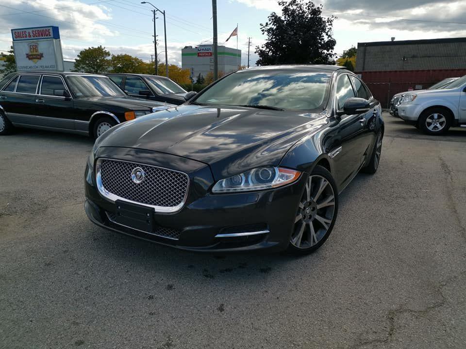 2011 Jaguar XJ