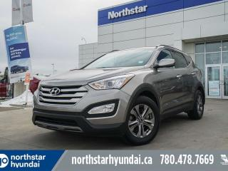 Used 2016 Hyundai Santa Fe Sport PREMIUM/AWD/HEATEDSTEERINGANDSEATS/POWERSEAT/DUALCLIMATE for sale in Edmonton, AB