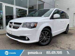 Used 2018 Dodge Grand Caravan GT LEATHER PWR SLIDING DOOR/HATCH BTOOTH for sale in Edmonton, AB