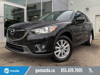Used 2013 Mazda CX-5 GS AWD SUNROOF HEATED SEATS LOW KMs for sale in Edmonton, AB