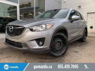 Used 2014 Mazda CX-5 GS AWD SUNROOF HEATED SEATS 2 SETS OF TIRES for sale in Edmonton, AB