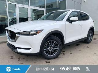New 2019 Mazda CX-5 GS for sale in Edmonton, AB