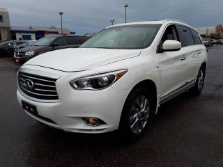 Used 2015 Infiniti QX60 LUXURY for sale in Pickering, ON