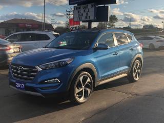 Used 2017 Hyundai Tucson SE for sale in Brantford, ON