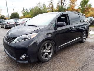 Used 2015 Toyota Sienna SE / DVD for sale in Pickering, ON