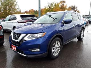 Used 2018 Nissan Rogue SV /Clean Title/ Low KM for sale in Pickering, ON