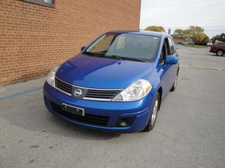 Used 2008 Nissan Versa 1.8 SL 1 OWNER NO ACCIDENTS for sale in Oakville, ON