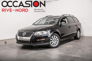 Used 2008 Volkswagen Passat Manuelle full equip for sale in Boisbriand, QC