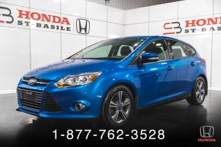 Used 2014 Ford Focus Hayon 5 portes SE for sale in St-Basile-le-Grand, QC