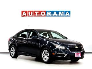 Used 2015 Chevrolet Cruze 2LT Navigation Leather Sunroof Backup Cam for sale in Toronto, ON