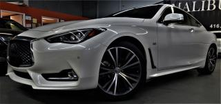 Used 2017 Infiniti Q60 3.0T for sale in North York, ON