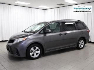 Used 2018 Toyota Sienna Bluetooth, Satellite Radio, Alloys and much more! for sale in Dartmouth, NS