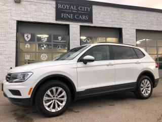Used 2019 Volkswagen Tiguan Trendline AWD No Accidents Heated Seats for sale in Guelph, ON