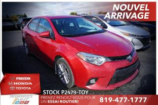 Used 2015 Toyota Corolla LE* TOIT* MAGS* for sale in Drummondville, QC
