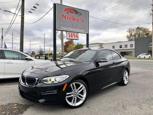 2015 BMW 228i xDrive M-SPORT PKG - NAVI - R. CAMERA - SUNROOF - LOADED!