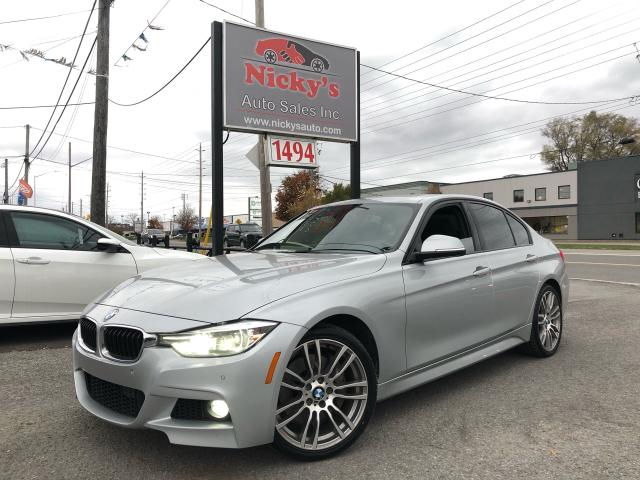 2016 BMW 340 i xDrive - 6SPD- M-SPORT PKG - NAVI - REAR CAMERA!