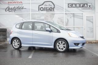 Used 2009 Honda Fit Sport ***MECANIQUE A 1*** for sale in Québec, QC