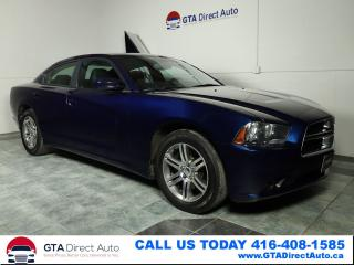 Used 2013 Dodge Charger Police Edition Bluetooth KeyGo V6 Alloys Certified for sale in Toronto, ON
